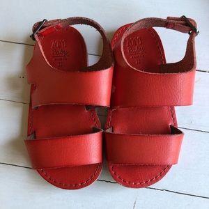 Toddler Zara sandals